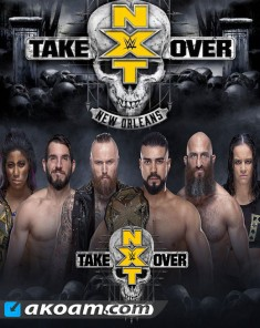 مهرجان WWE NXT TakeOver PPV 2018