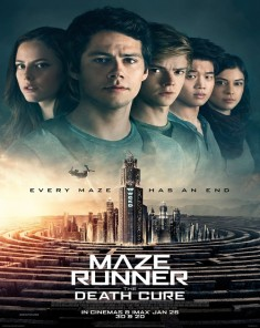 فيلم Maze Runner: The Death Cure 2018 مترجم