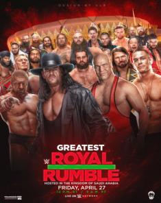 مهرجان WWE Greatest Royal Rumble 2018 مترجم