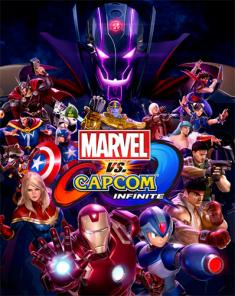 لعبة Marvel vs Capcom Infinite Deluxe Edition ريباك فريق Fitgirl