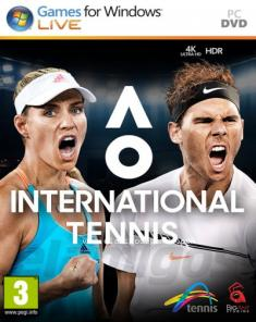 لعبة AO International Tennis ريباك Fitgirl