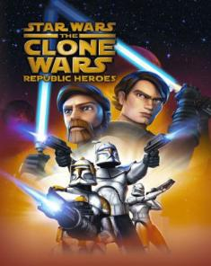 لعبة Star Wars The Clone Wars Republic Heroes ريبِاك فريق RG Mechanics