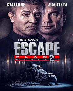فيلم Escape Plan 2 Hades 2018 مترجم
