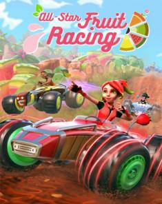 لعبة All Star Fruit Racing بكراك ALI213