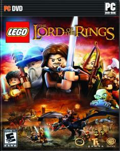 لعبة LEGO The Lord of the Rings ريبِاك فريق RG Mechanics