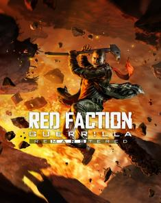 لعبة  Red Faction Guerrilla ريباك Fitgirl