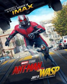 فيلم Ant-Man and the Wasp 2018 مترجم HDCAM