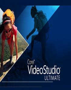 برنامج المونتاج Corel VideoStudio Ultimate v21.3.0.141	Multilingual