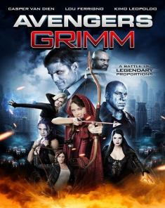 فيلم Avengers Grimm Time Wars 2018 مترجم
