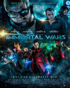 فيلم The Immortal Wars 2018 مترجم