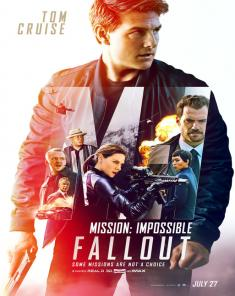 فيلم Mission Impossible Fallout 2018 مترجم HDCAM
