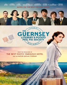 فيلم The Guernsey Literary And Potato Peel Pie Society 2018 مترجم