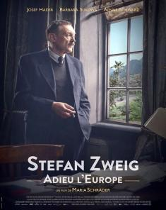 فيلم Stefan Zweig: Farewell to Europe 2018 مترجم
