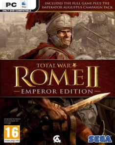 لعبة Total War Rome 2 Emperor Edition + 17 DLCs + Multiplayer ريباك Fitgirl