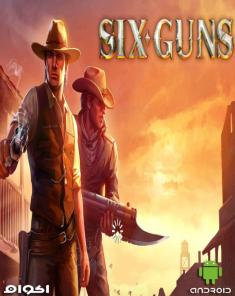 لعبة Six-Guns Gang Showdown MOD للأندرويد