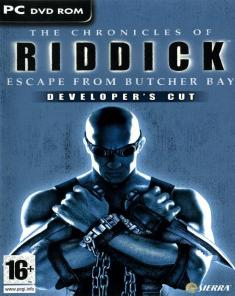 لعبة The Chronicles of Riddick Escape from Butcher Bay 2004 ريبِاك