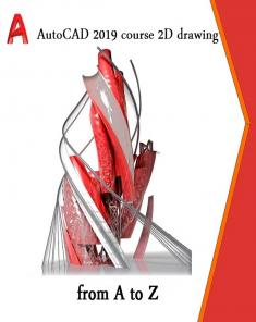 كورس AutoCAD 2019 course 2D drawing from A to Z