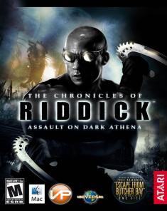 لعبة The Chronicles of Riddick Assault on Dark Athena 2009 ريبِاك