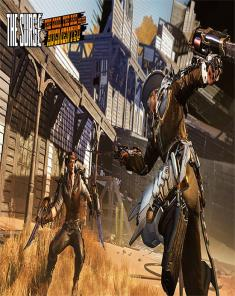 لعبة The Surge The Good the Bad and the Augmented كاملة بكراك CODEX