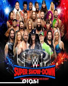 مهرجان WWE Super Show-Down 2018 مترجم