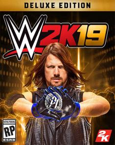 لعبة WWE 2K19 Digital Deluxe Edition + 4 DLCs ريباك Fitgirl