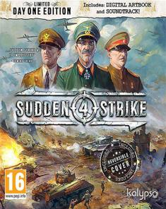 لعبة Sudden Strike 4 Day One Edition + 4 DLCs ريباك Fitgirl