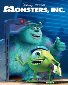 فيلم Monsters, Inc. 2001 مترجم