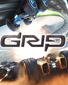 لعبة GRIP Combat Racing + 6 DLCs ريباك Fitgirl