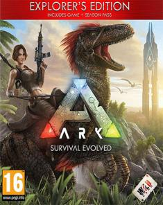 لعبةARK Survival Evolved + 6 DLCs + Multiplayer with updater ريباك Fitgirl