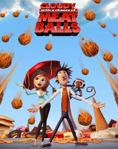 فيلم Cloudy with a Chance of Meatballs 2009 مترجم
