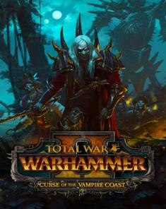 لعبة Total War WARHAMMER II Curse of the Vampire Coast كاملة بكراك CODEX