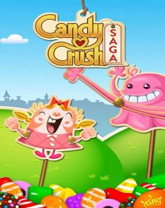 لعبة Candy Crush Saga MOD‏ للأندرويد