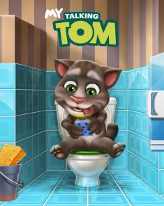 لعبة My Talking Tom MOD للأندرويد