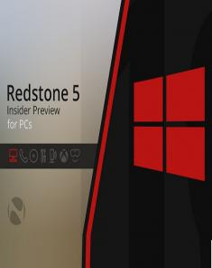 ويندوز Windows 10 Pro 3in1 X64 Redstone 5 OEM DEC 2018