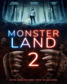 فيلم Monsterland 2 2018 مترجم