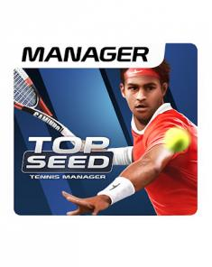 لعبة TOP SEED Tennis Manager MOD‏ للأندرويد