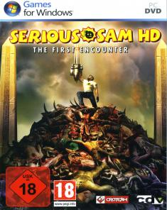 لعبة Serious Sam The First Encounter نسخة GOG