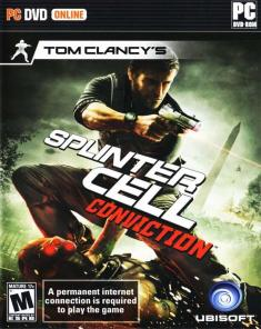 لعبة Tom Clancys Splinter Cell Conviction Deluxe Edition + insurgency pack