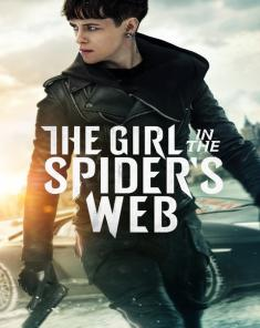 فيلم The Girl in the Spiders Web 2018 مترجم