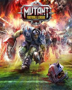 لعبة Mutant Football League Dynasty Edition بكراك Razor1911