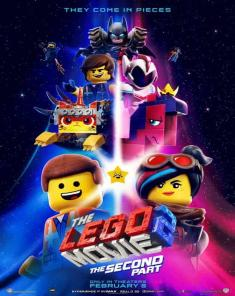 فيلم The Lego Movie 2 The Second Part 2019 مترجم HDCAM