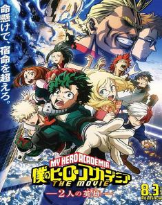 فيلم My Hero Academia The Movie 2018 مترجم