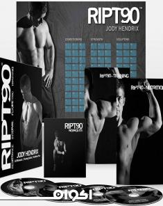 كورس RIPT90: Get Ripped in 90 Days Complete Home Fitness