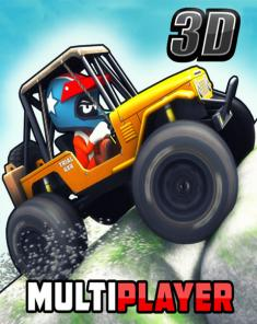 لعبة Mini Racing Adventures MOD للأندرويد