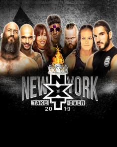العرض السنوي WWE NXT Takeover New York 2019
