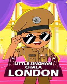 فيلم Little Singham in London 2019 مترجم