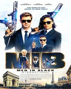 فيلم Men in Black: International 2019 مترجم HDTC
