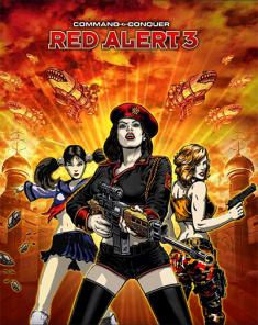 لعبة Command and Conquer Red Alert 3 + Uprising Add on ريباك فريق FitGirl