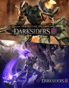 لعبة Darksiders III + 3 DLCs ريباك Fitgirl