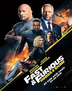 فيلم Fast & Furious Presents: Hobbs & Shaw 2019 مترجم HDCAM